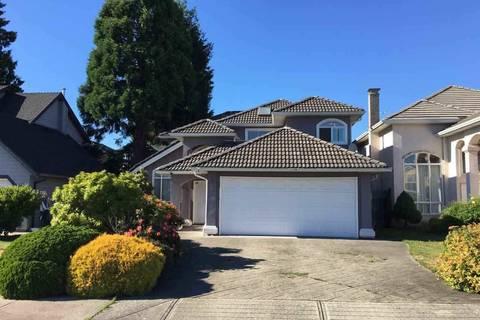 House for sale at 10271 Hayne Ct Richmond British Columbia - MLS: R2398820