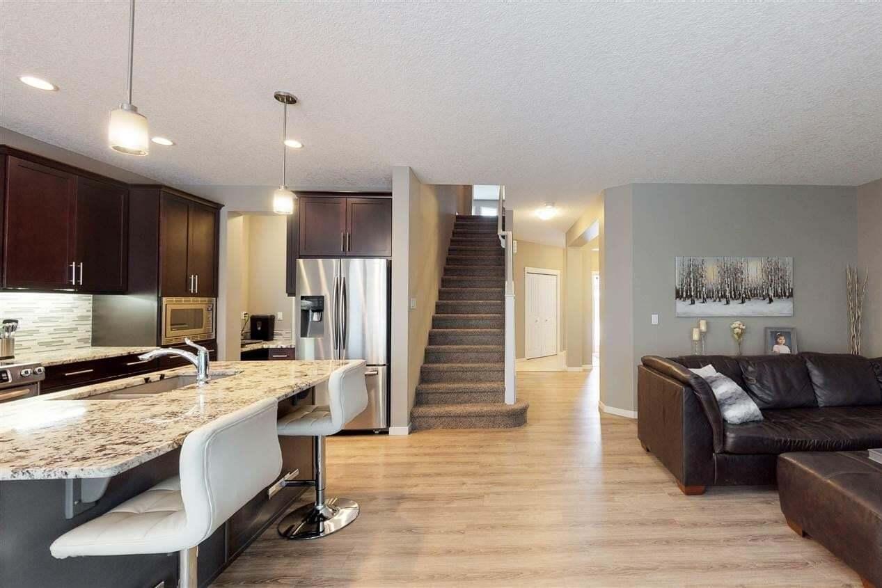 House for sale at 1028 Coopers Hawk Li NW Edmonton Alberta - MLS: E4198817