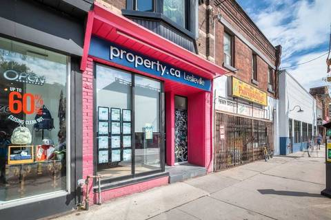 Commercial property for lease at 1028 Queen St Toronto Ontario - MLS: E4551716