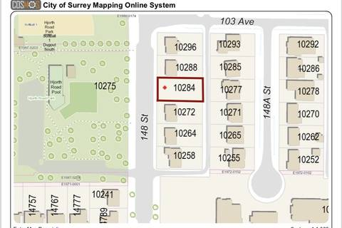 Residential property for sale at 10284 148 St Surrey British Columbia - MLS: R2396385