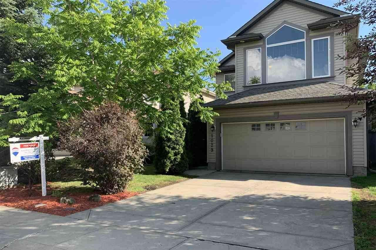 House for sale at 1029 Barnes Wy SW Edmonton Alberta - MLS: E4204562