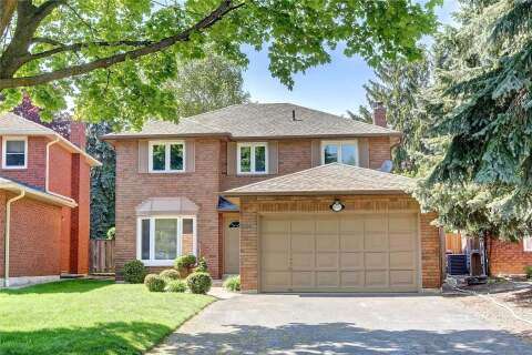House for sale at 1029 Cutler Ct Mississauga Ontario - MLS: W4772404