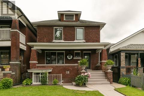 House for sale at 1029 Dougall Ave Windsor Ontario - MLS: 19020123