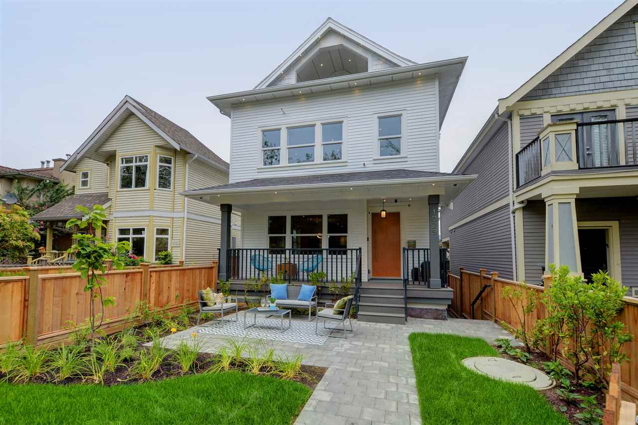 Sold: 1029 East 15th Avenue, Vancouver, BC