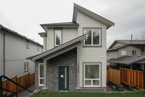 House for sale at 1029 Saddle St Coquitlam British Columbia - MLS: R2365720