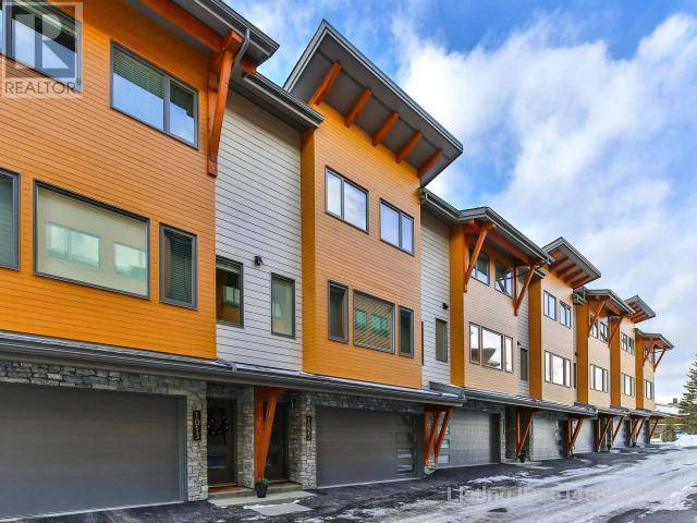Townhouse for sale at 1101 Three Sisters Pw Unit 102j Canmore Alberta - MLS: 51496