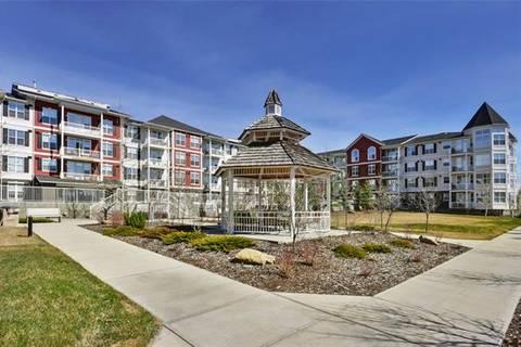 Condo for sale at 1 Crystal Green Ln Unit 103 Okotoks Alberta - MLS: C4267482