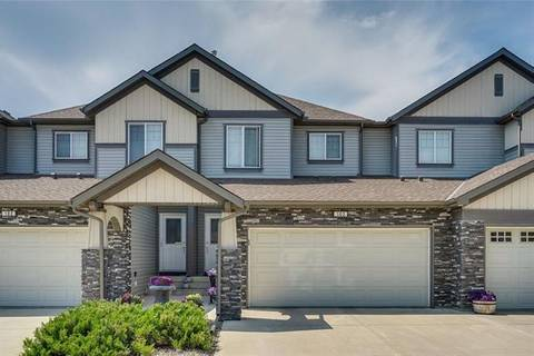 Townhouse for sale at 100 Coopers Common Southwest Unit 103 Airdrie Alberta - MLS: C4261965