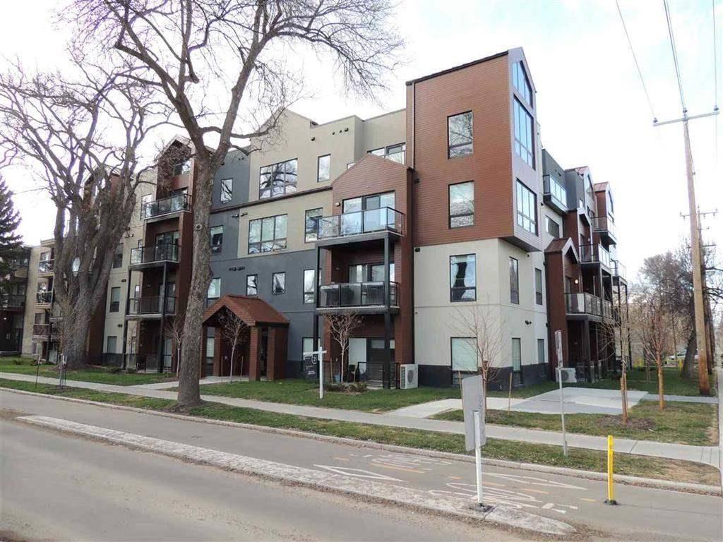 Condo for sale at 10006 83 Ave Nw Unit 103 Edmonton Alberta - MLS: E4181490