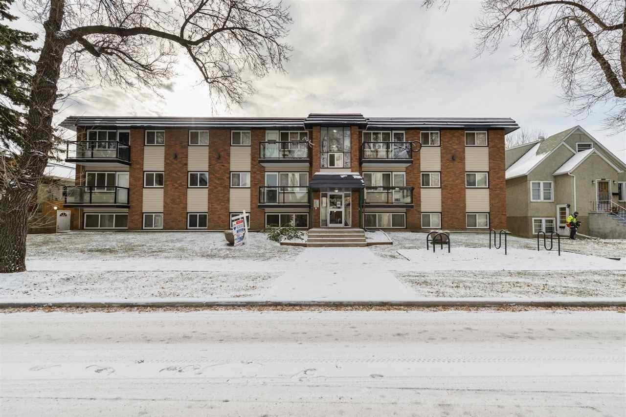 Condo for sale at 10125 83 Av NW Unit 103 Edmonton Alberta - MLS: E4218734