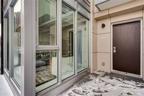 Condo for sale at 1025 5 Ave Southwest Unit 103 Calgary Alberta - MLS: C4282412