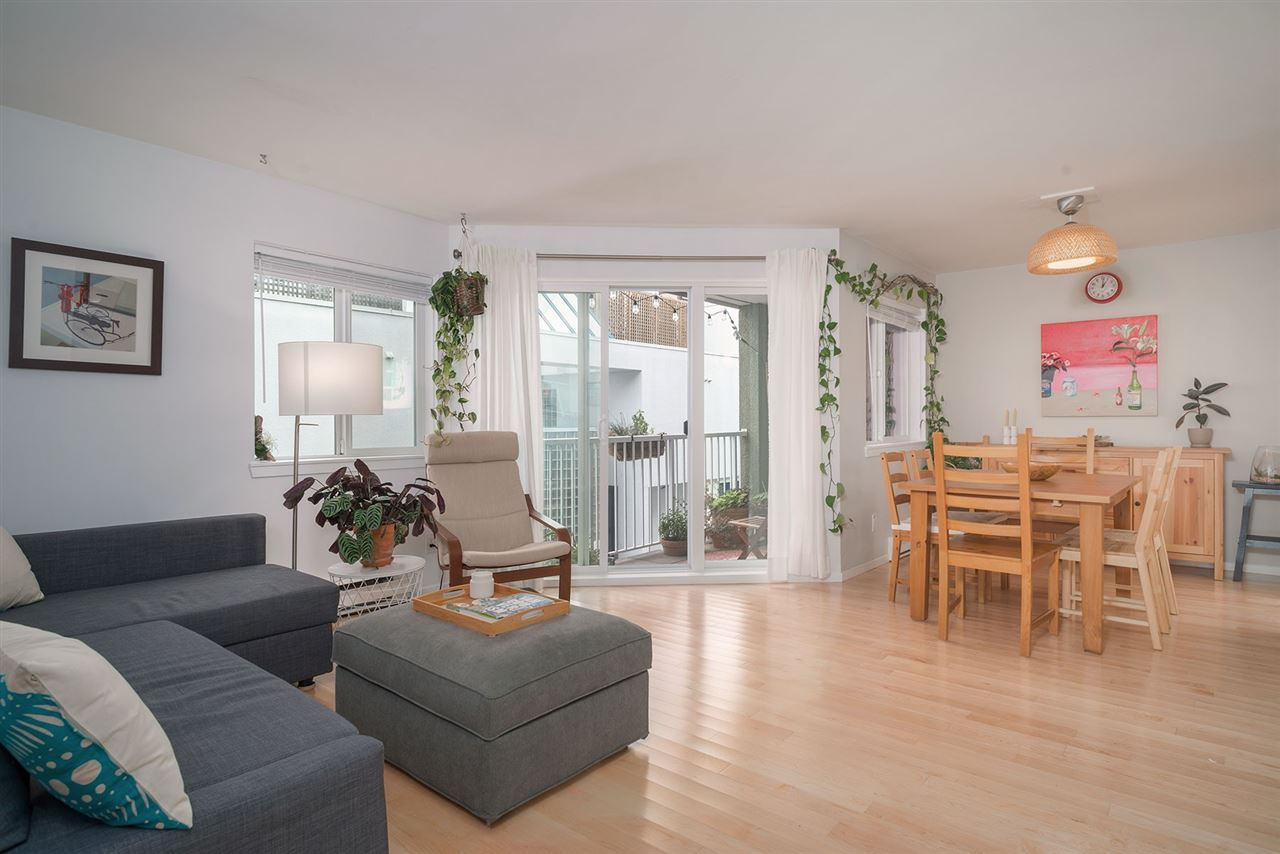 Sold: 103 - 1045 West 8th Avenue, Vancouver, BC