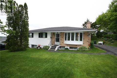 Townhouse for sale at 105 Bon Accord Dr Unit 103 Saint John New Brunswick - MLS: NB027712