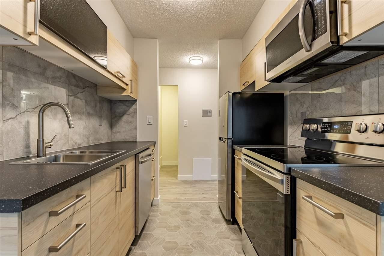 Condo for sale at 10604 110 Av NW Unit 103 Edmonton Alberta - MLS: E4220940