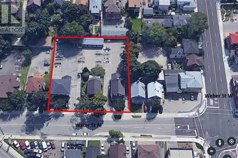 Residential property for sale at 107 Water St North Unit 103 Kitchener Ontario - MLS: 30708045