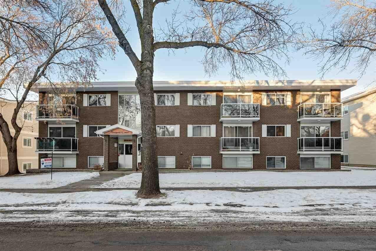 Condo for sale at 10720 84 Av NW Unit 103 Edmonton Alberta - MLS: E4225312