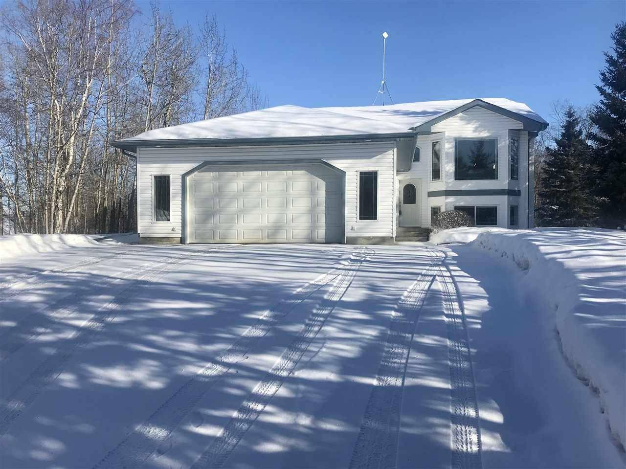 House for sale at 1103 Twp Rd Unit 103 Rural Parkland County Alberta - MLS: E4188851