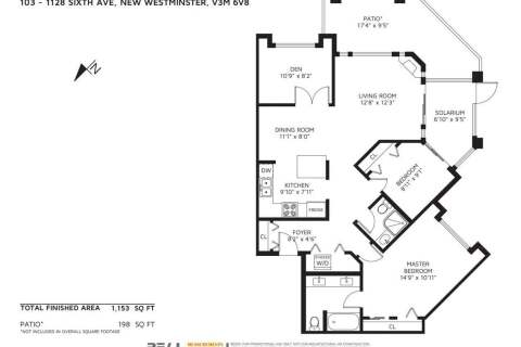 Condo for sale at 1128 Sixth Ave Unit 103 New Westminster British Columbia - MLS: R2461770