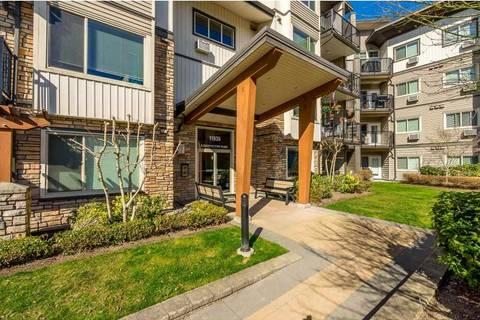 Condo for sale at 11935 Burnett St Unit 103 Maple Ridge British Columbia - MLS: R2351204