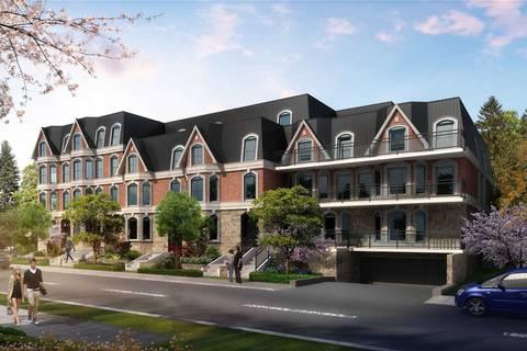 Condo for sale at 120 Donlands Ave Unit 103 Toronto Ontario - MLS: E4724793