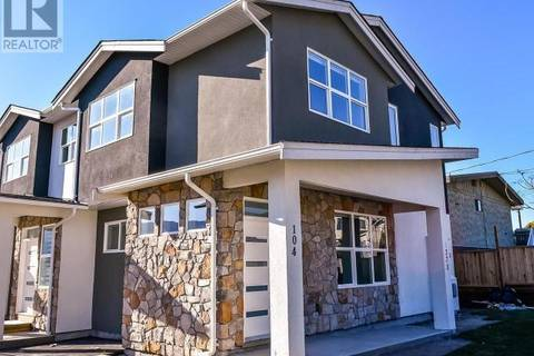 Townhouse for sale at 1273 Government St Unit 103 Penticton British Columbia - MLS: 179564