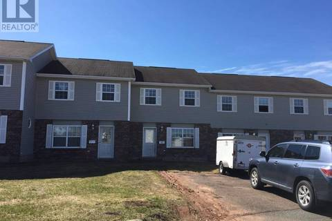 Townhouse for sale at 12 Browns Ct Unit 103 Charlottetown Prince Edward Island - MLS: 201909103