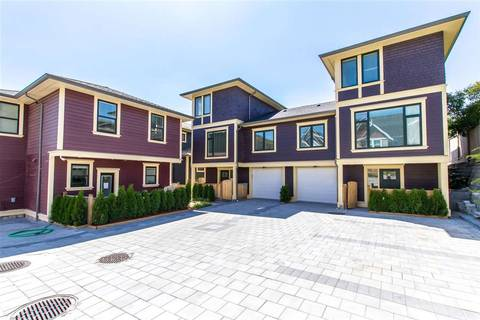Townhouse for sale at 1313 Cartier Ave Unit 103 Coquitlam British Columbia - MLS: R2392366