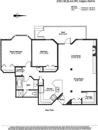 Condo for sale at 140 26 Ave Northwest Unit 103 Calgary Alberta - MLS: C4295704