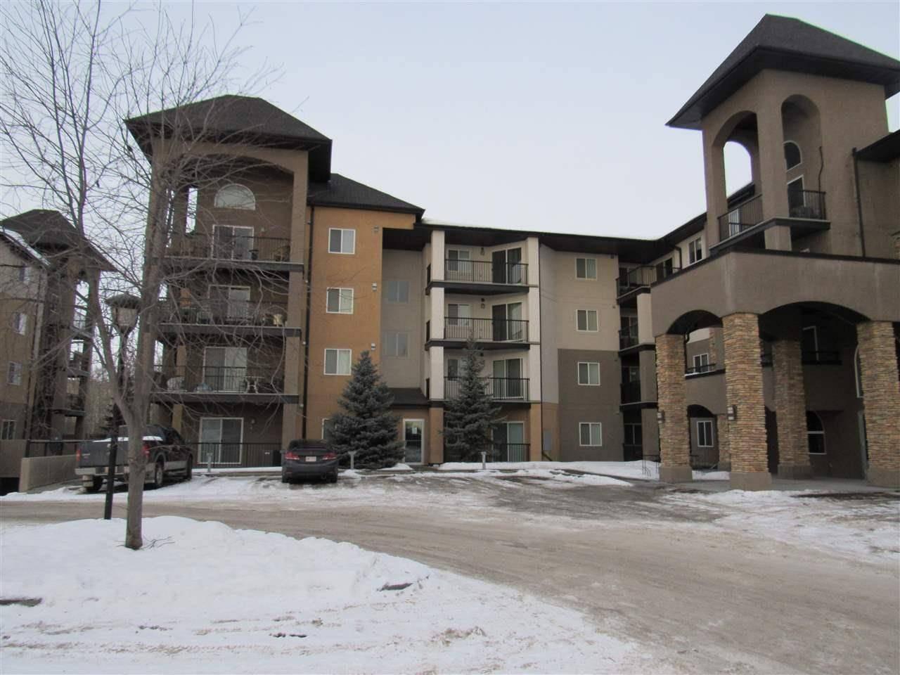 Condo for sale at 14612 125 St Nw Unit 103 Edmonton Alberta - MLS: E4186440