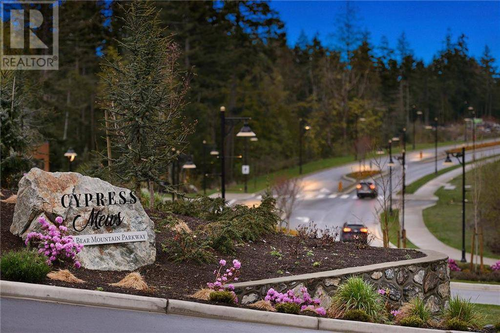 Townhouse for sale at 1464 Bear Mountain Pw Unit 103 Victoria British Columbia - MLS: 419135