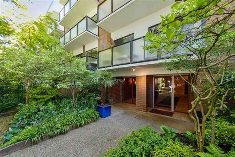 Condo for sale at 1535 Nelson St Unit 103 Vancouver British Columbia - MLS: R2455150
