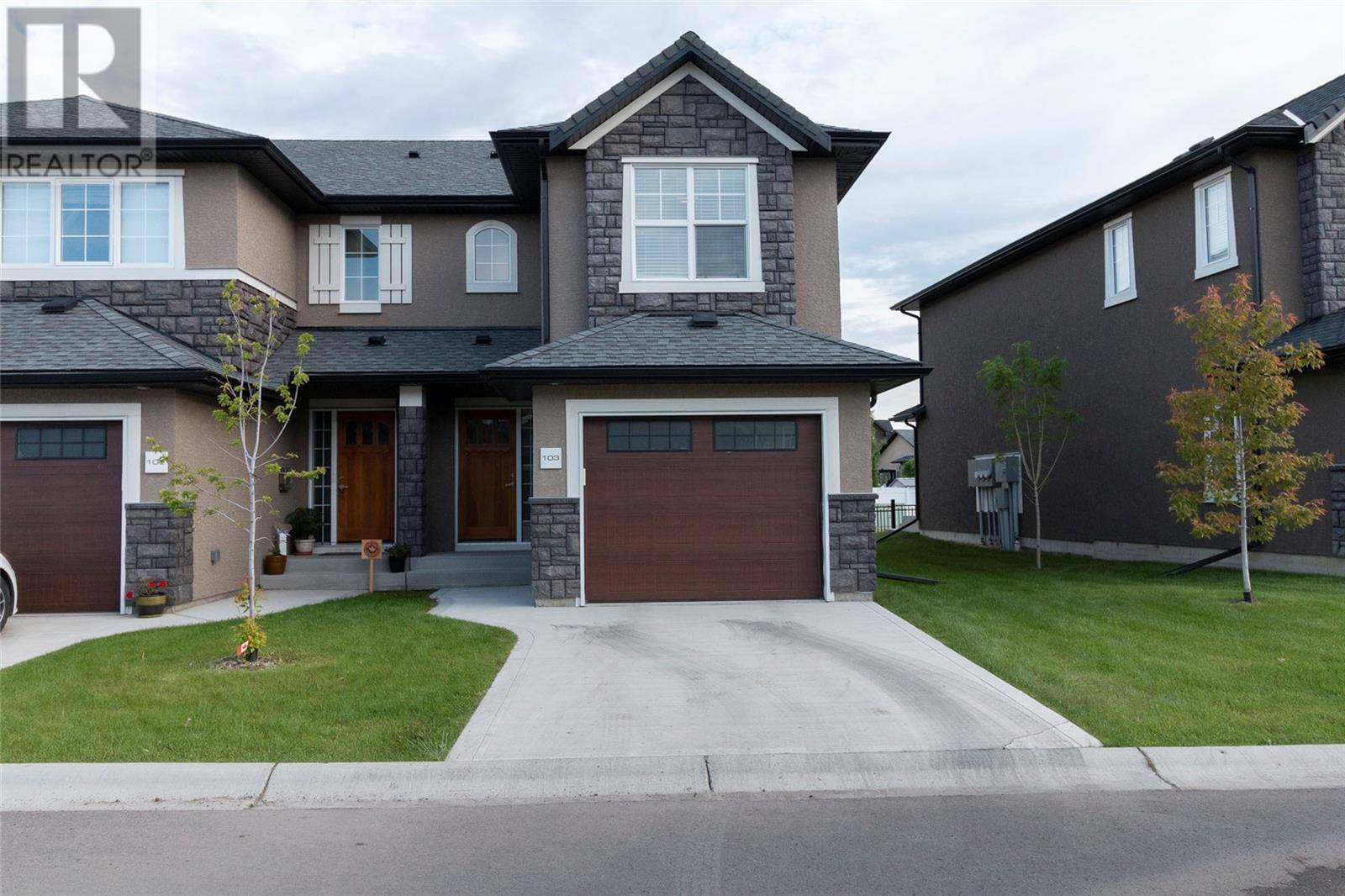 Townhouse for sale at 1555 Paton Cres Unit 103 Saskatoon Saskatchewan - MLS: SK787455
