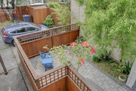 Townhouse for sale at 156 St. Lawrence St Unit 103 Victoria British Columbia - MLS: 410896