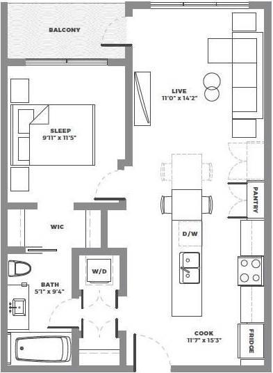 Condo for sale at 1702 17 Ave Sw Unit 103 Bankview, Calgary Alberta - MLS: C4201925