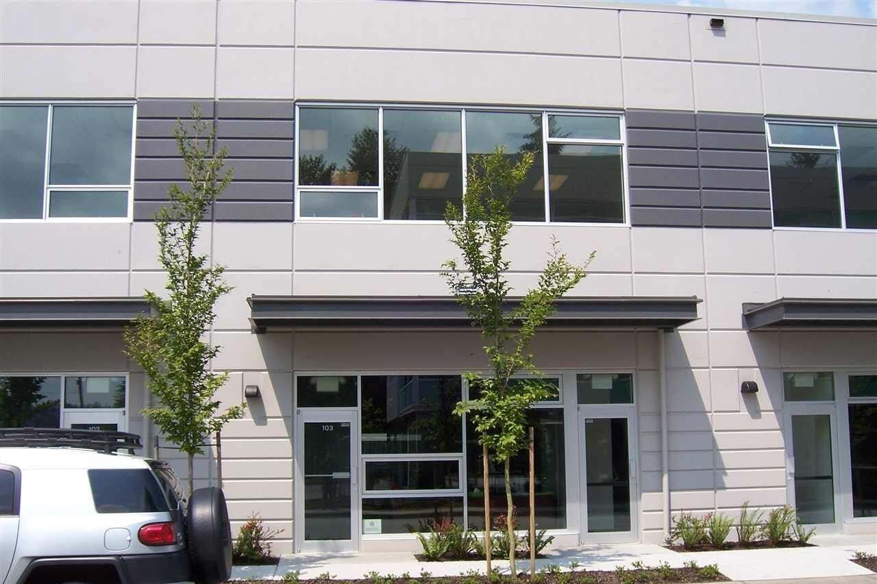 Commercial property for sale at 173 Forester St Unit 103 North Vancouver British Columbia - MLS: C8034281