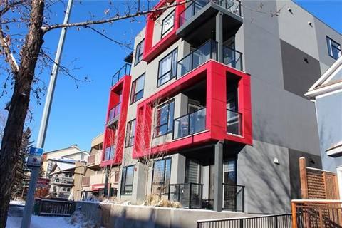 Condo for sale at 1734 11 Ave Southwest Unit 103 Calgary Alberta - MLS: C4278515