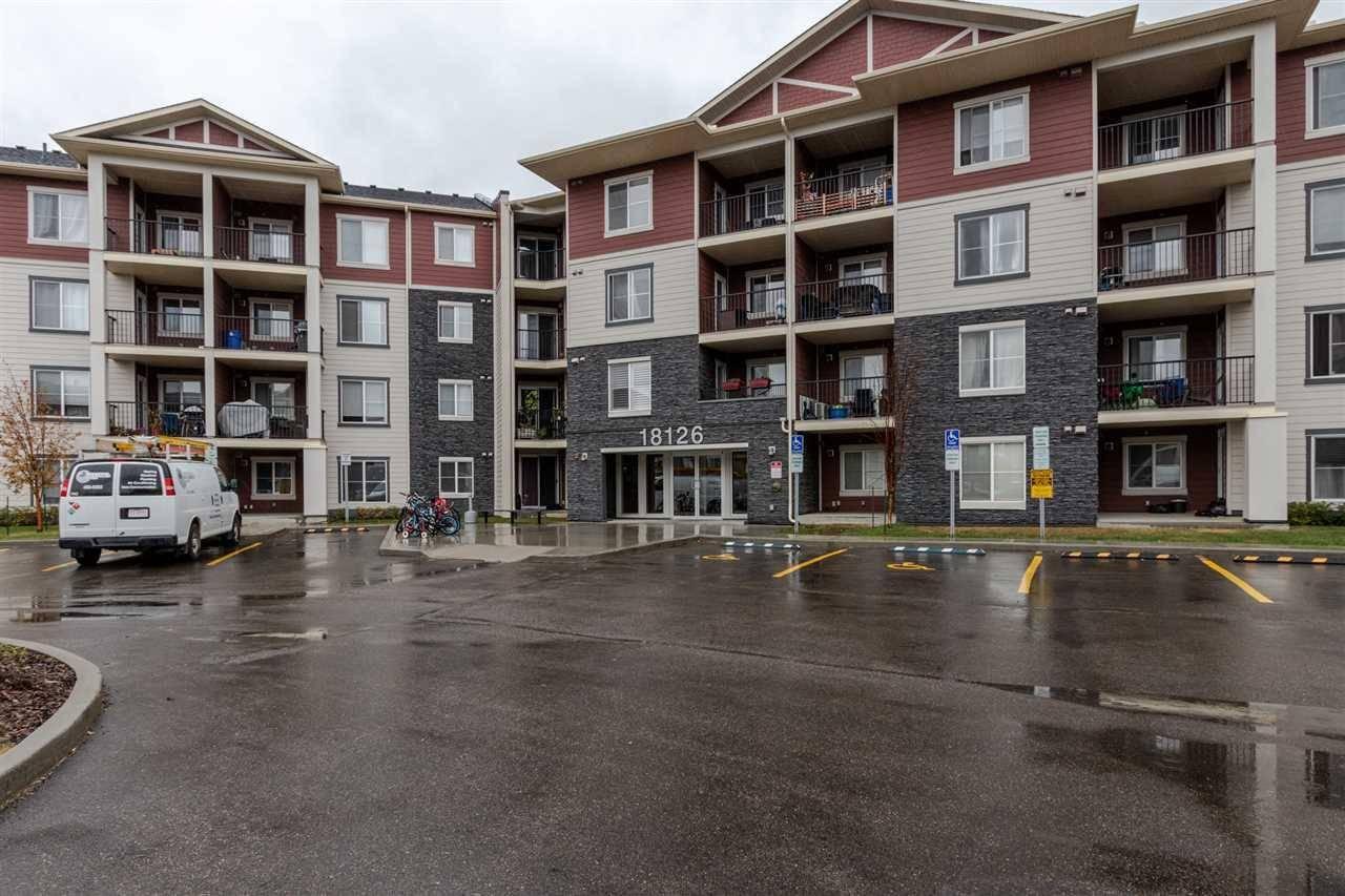 Condo for sale at 18126 77 St Nw Unit 103 Edmonton Alberta - MLS: E4175355