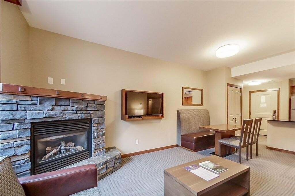 Condo for sale at 190 Kananaskis Wy Unit 103 Bow Valley Trail, Canmore Alberta - MLS: C4296891
