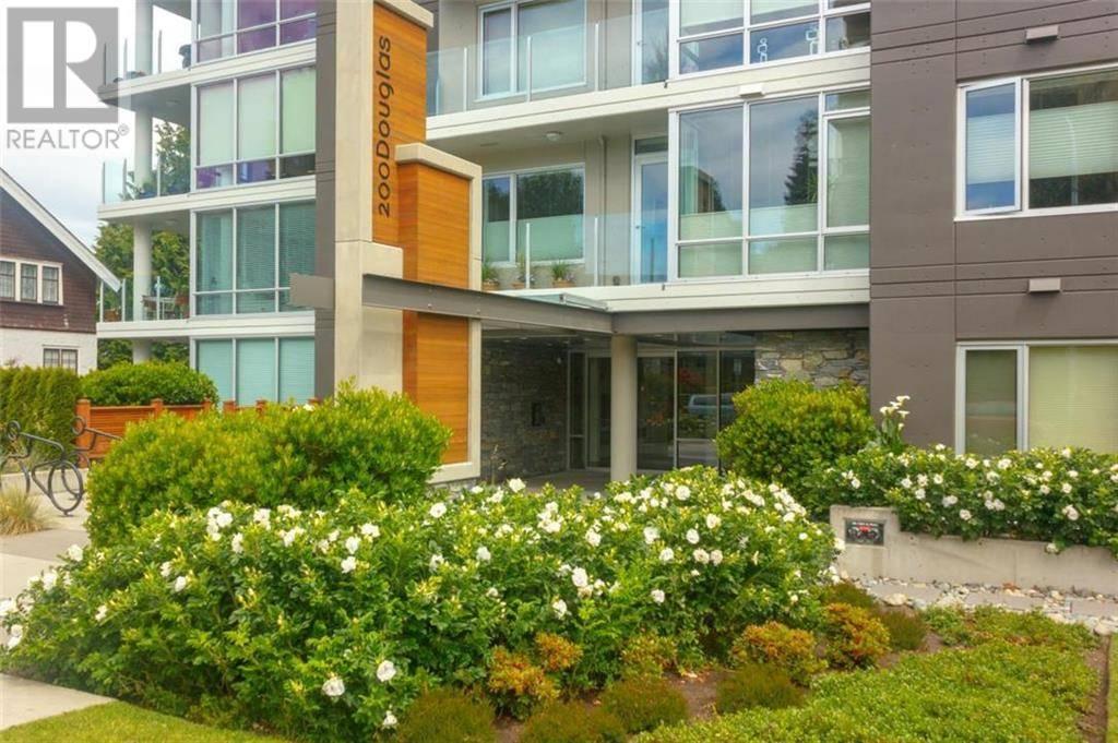 Condo for sale at 200 Douglas St Unit 103 Victoria British Columbia - MLS: 412022
