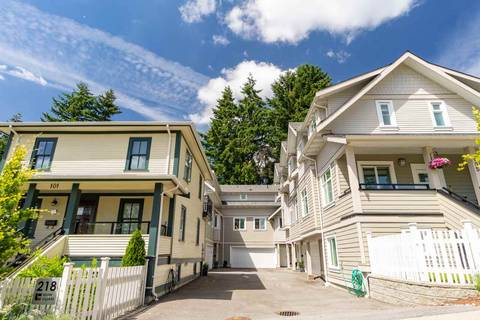 Townhouse for sale at 218 Begin St Unit 103 Coquitlam British Columbia - MLS: R2380216