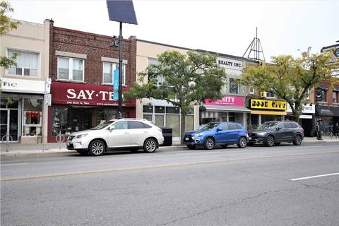 Commercial property for lease at 2360 Bloor Street St Apartment 103 Toronto Ontario - MLS: W4712117