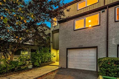 Townhouse for sale at 2423 56 St Northeast Unit 103 Calgary Alberta - MLS: C4266714