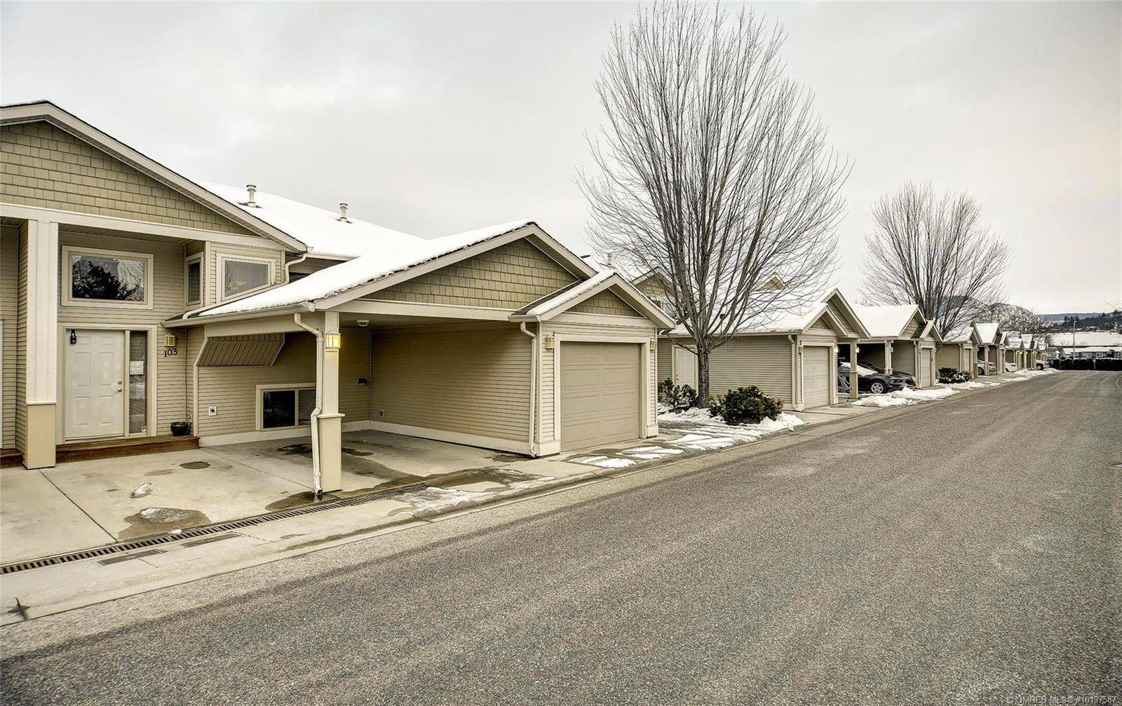 Townhouse for sale at 245 Snowsell St Unit 103 Kelowna British Columbia - MLS: 10197587