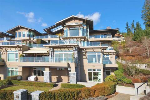 Townhouse for sale at 2535 Garden Ct Unit 103 West Vancouver British Columbia - MLS: R2441627
