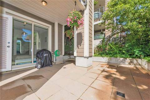 Condo for sale at 255 Ross Dr Unit 103 New Westminster British Columbia - MLS: R2380520