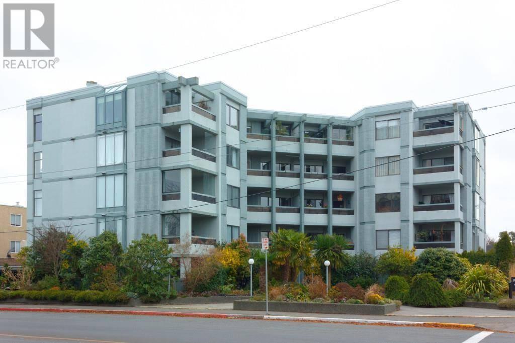 Condo for sale at 2605 Windsor Rd Unit 103 Victoria British Columbia - MLS: 419302