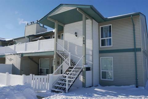 Townhouse for sale at 2703 79 St Nw Unit 103 Edmonton Alberta - MLS: E4148410