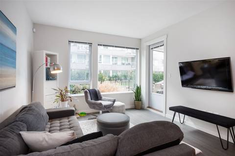 Condo for sale at 277 1st St W Unit 103 North Vancouver British Columbia - MLS: R2445853