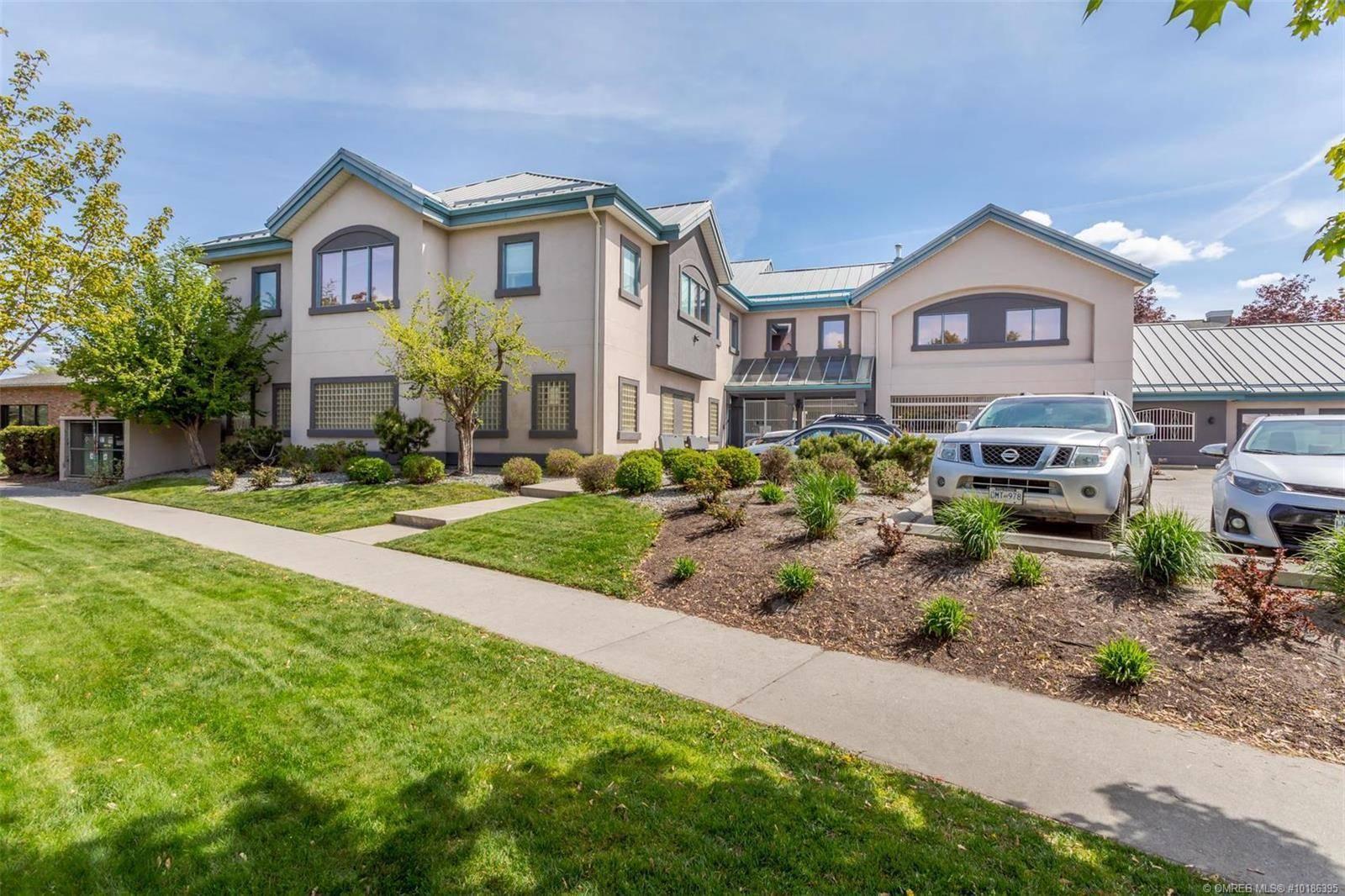 Commercial property for sale at 285 Aurora Cres Unit 103 Kelowna British Columbia - MLS: 10186395