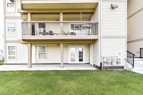 Condo for sale at 2916 105a St Nw Unit 103 Edmonton Alberta - MLS: E4155298